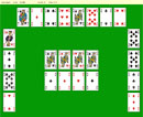 Crescent Patience - Play Free Crescent Solitaire Game